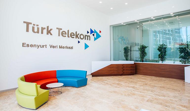 Türk Telekom Veri Merkezi Tasarım ve İnşaatı