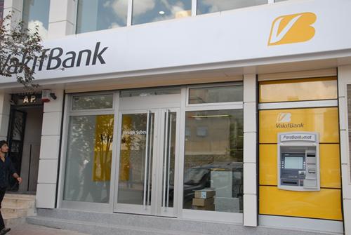 Vakıfbank Şubeleri Tasarım ve İnşaatı